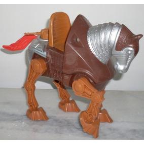 Cavalo Robo Stridor Do He-man - Com O Rabo - Estrela