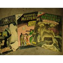 Comics De Cuentos De Misterio Editorial Novaro