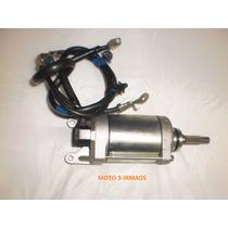 Motor De Partida Cb-300/xre300 Novo Original Honda