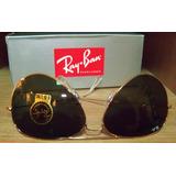 Ray Ban Rb3025 Aviador Italiano Original P Entrega