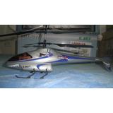 Helicóptero Com Simulador De Vôo Incluso E-sky