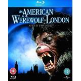 Blu-ray - Um Lobisomem Americano Em Londres (lacrado)