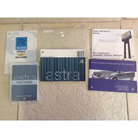 Manual Do Proprietário Astra Gm Ano 2007 2008 Completo