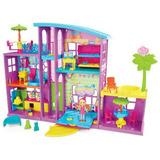 Polly Pocket Mega Casa De Sorpresas - Envío Gratis