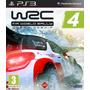 Wrc 4:fia World Rally Ps3 Disco Nuevo Y Sellado Somos Tienda