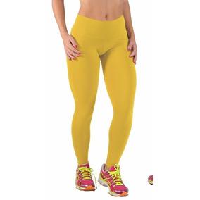 Calças Suplex Legging Fitness Leg Lisa Ginastica