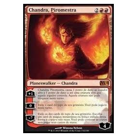 Chandra , Piromestra