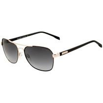 Bulget Bg 3166 - Óculos De Sol 09a Dourado E Preto/ Preto