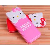 Cartuchera Metálica Hello Kitty Sanrio - Fisalia