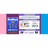 Reparo Graco Airless 695 795 1095 Gm 3900