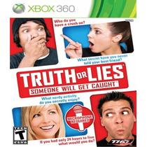 Truth Or Lies - Xbox 360