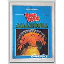 Album 1 - Amazônia - Ping-pong - Completo - F(901)