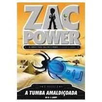 Livro: Zac Power - Missão 6 A Tumba Amaldiçoada