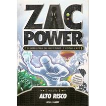 Livro: Zac Power - Missão 11 Alto Risco