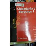 Ciudadanía Y Derecho 1 Santillana Conocer +