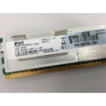 Memória Hp/smart 1gb Ddr2 2rx8 Pc2-5300f-555-11-b0 - Novo