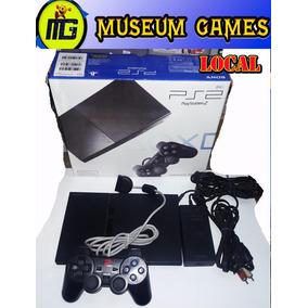 Play 2 Playstation 2 Chipeada +memory + 20 Juegos +gtia