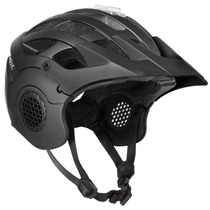Casco Lazer Revolution Negro Mate T.medium Enduro Nuevo
