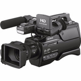 Video Camara Sony Hxr-mc2500 Hd/sd Profesional Con Garantía!
