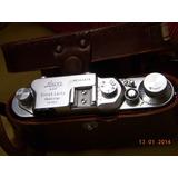 Camara Leica Decada Del 40, Impecable, Vendo O Permuto