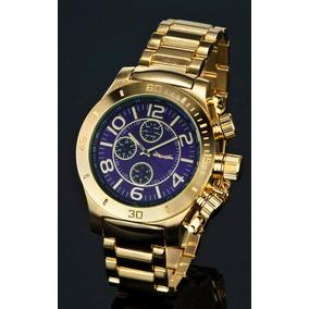 31860b4fe2c Relogio Alemao Gigante Sarastro Ouro - Relógios De Pulso no Mercado ...
