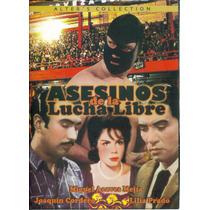 Asesinos De La Lucha Libre / Formato Dvd