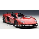 Lamborghini Aventador J - Megacar- Autoart 1/18