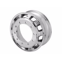 Roda De Alumínio Aro 22,5 X 8,25 10 Furos Carretas Em Geral