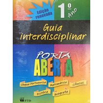 Guia Interdisciplinar Porta Aberta 1ºano, Edição Renovada