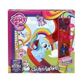 Mi Pequeño Pony Serpientes Y Escaleras Juego