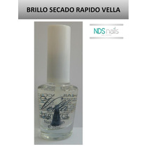 6 Brillos Secado Rapido Vella Perfect