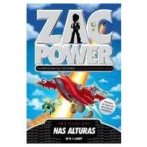Livro: Zac Power - Missão 13 Nas Alturas