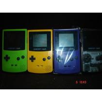 Game Boy Color Una Consola Con Un Juego Parte 4