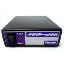 Transcoder Conversor De Sinal Pal-m X Ntsc P/ Tv Importada
