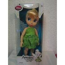 Muñeca Princesas Animators De Colección Disney Tinker Bell
