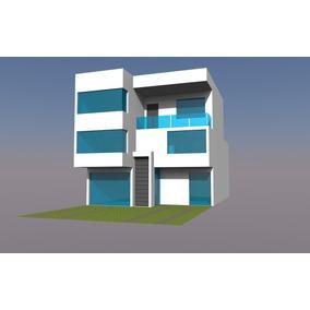 Planos Para Construir O Re-modelar Tu Casa, Oficina Etc.