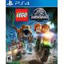 Lego Jurassic World Ps4 Nuevo Original Fisico Caja Sellada