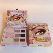 Paletas Too Faced Romantic Eye Y Naked Eye