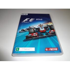 Formula 1 2012 Jogo Para Pc Novo !