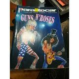 Revista Cancionero Para Tocar Guns N Roses Gnr En La Plata