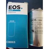 Capacitor Permanente Eos 20uf + 5% 440v / Ar Condicionado