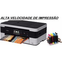 Brother J4620 (equivale Impressora Hp8600 | Hp8610 | Hp8620)