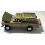 Johnny Lightning - Ertl Collectibles, Jeep Wagoneer 1981.