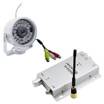 Mini Câmera Noturna Infravermelho Sem Fio Wireless Com Áudio