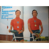 Estadio N° 1639, 7-1-75. Richard Tormen Y Fernando Vera