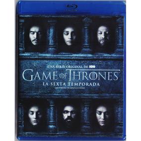 Game Of Thrones Juego De Tronos Temporada 6 Seis Blu-ray