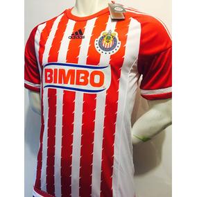 Jersey Chivas Del Guadalajara 2016 Adizero Original