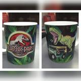 Taza Mug Personalizada Jurassic Park