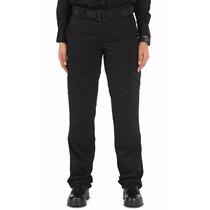 Pantalón Táctico Mujer 5.11 Mod. Tdu Negro, Mejor Precio