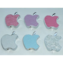 Encendedor Catalitico Metalico Mac Apple Manzana Recargables